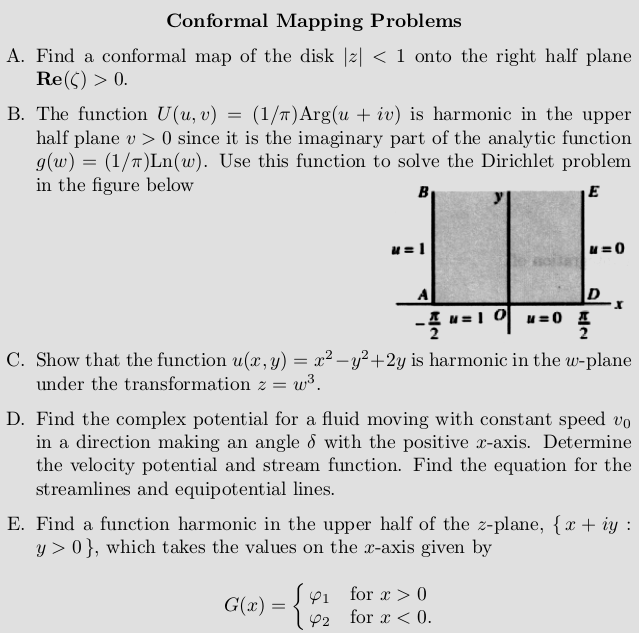 complex analysis course text ahlfors homework solutions